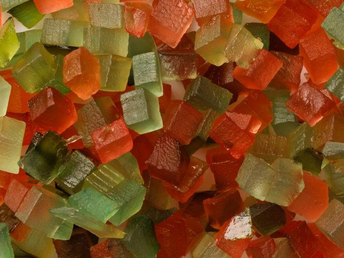 Papaya_5x5mm_red_green