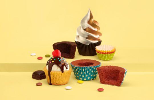 Foto muffins